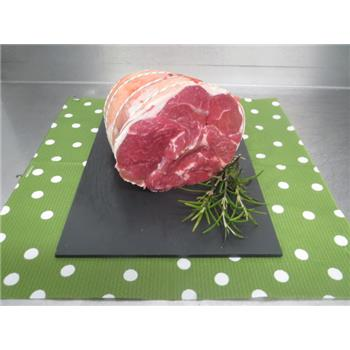 Rolled Lamb Shoulder