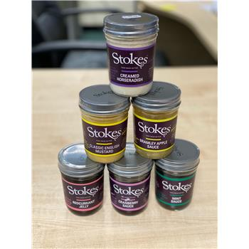 Stokes Cranberry sauce (220g)