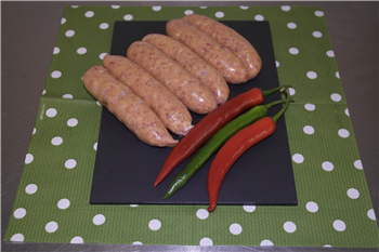 Nice and Spicy Sausages (Pack of 6)