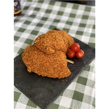 Caribbean Chicken Kiev